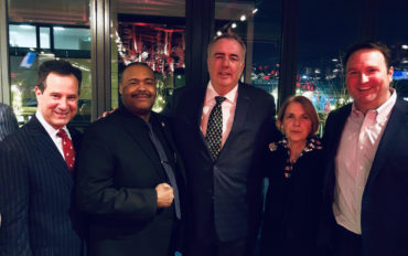 ed davis ed cash boston 2018 holiday party