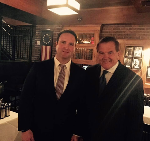 ed cash and tom ridge homeland security